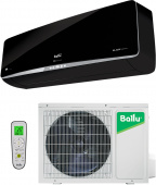 Кондиционер Ballu Platinum ERP DC Inverter Black Edition BSPI-10HN1/