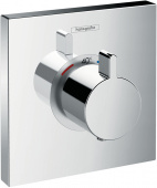 Термостат Hansgrohe ShowerSelect Highfow 15760000 для душа plama.ru